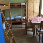 Fotogalerie 2016. Übernachtung im Gästezimmer im Vereinshaus des MBSV Wasserwandern