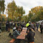 Fotogalerie 2016. Herbstarbeitseinsatz im MBSV Wasserwandern
