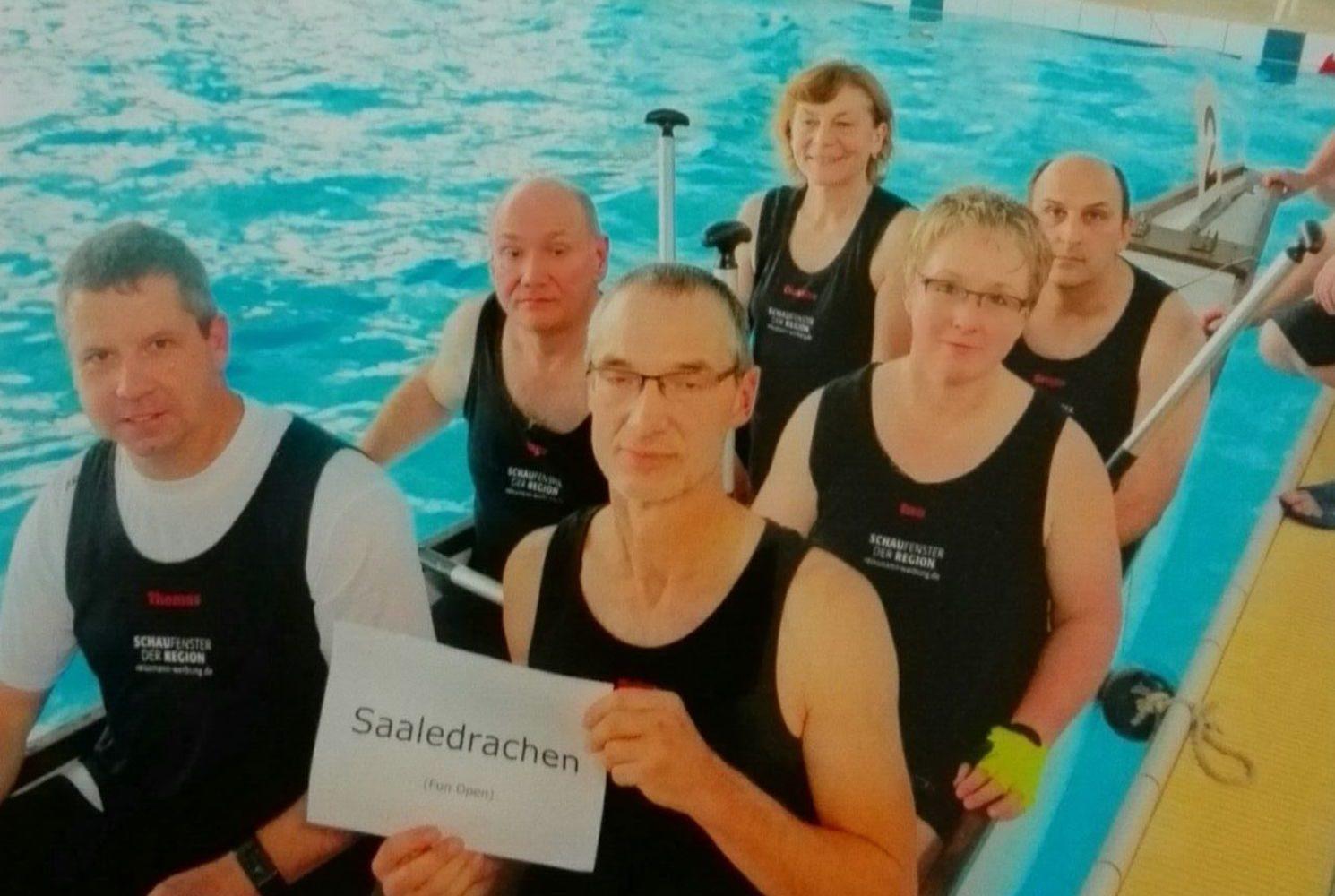 Team Saaledrachen Indoorcup 2017